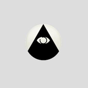 Illuminati Mini Button