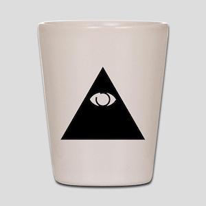 Illuminati Shot Glass