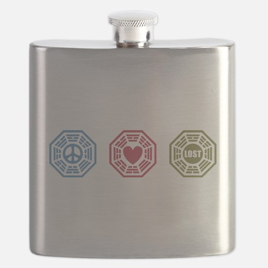Peace Love Lost [dh_i] Flask