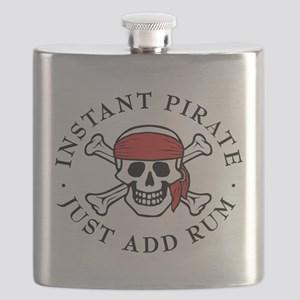 Instant Pirate Flask