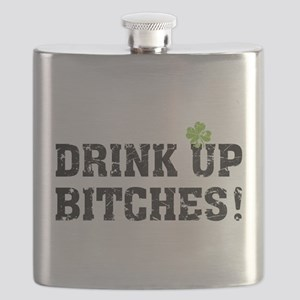 Drink Up Bitches! Flask