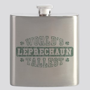 Tallest Leprechaun 2 Flask