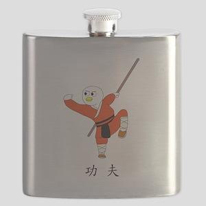 Kung Fu Flask