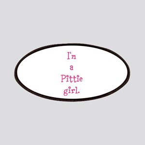 I'm a Pittie girl. Patches