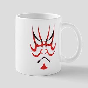 Kabuki Mask Mug