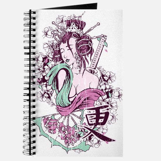 Geisha Journal