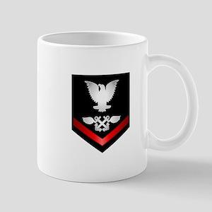 Navy PO3 Aviation Boatswain Mug