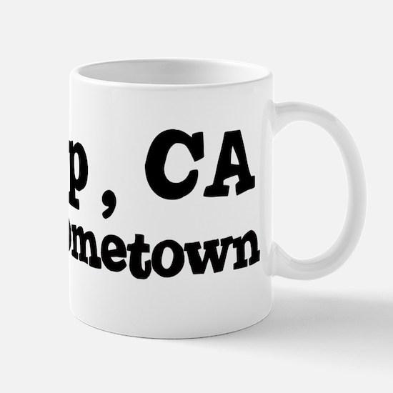 Dunlap - hometown Mug