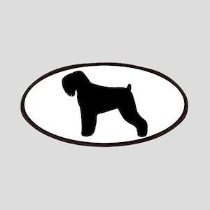 Black Russian Terrier Patch