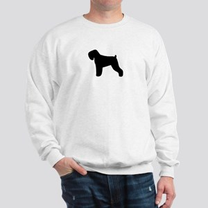 Black Russian Terrier Sweatshirt