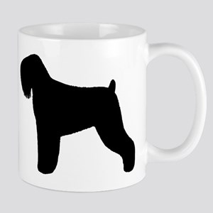 Black Russian Terrier Mug