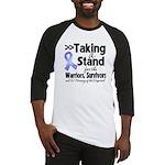 Stand Stomach Cancer Baseball Jersey