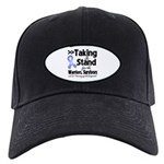 Stand Stomach Cancer Black Cap