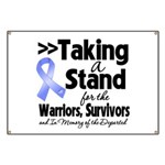 Stand Stomach Cancer Banner