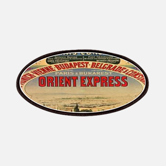 Orient Express Patches