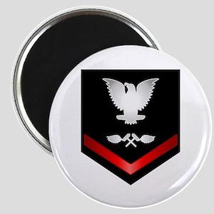 Navy PO3 Aviation Structure Mechanic Magnet
