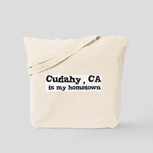 Cudahy - hometown Tote Bag