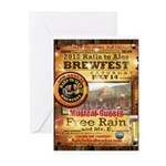 2012 Rails to Ales Brewfest Greeting Cards (Pk of