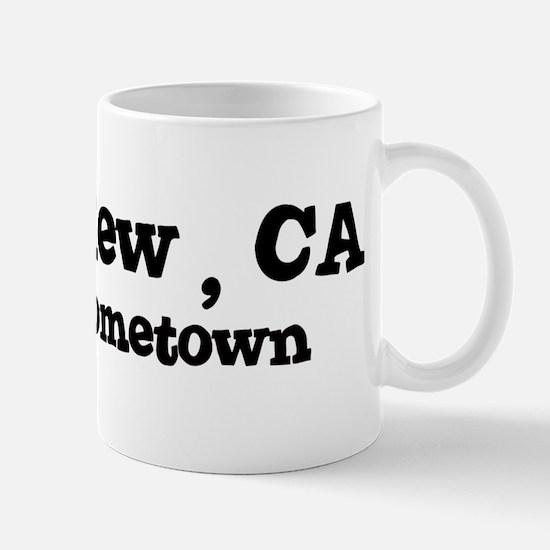 Greenview - hometown Mug