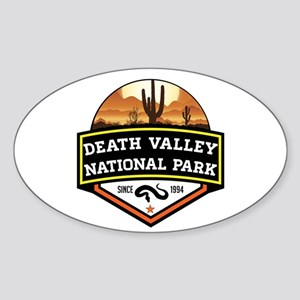 DEATH VALLEY NATIONAL PARK CALIFORNIA CACT Sticker