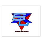 SxL Logo Small Poster