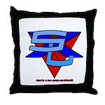 SxL Logo Throw Pillow