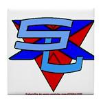 SxL Logo Tile Coaster