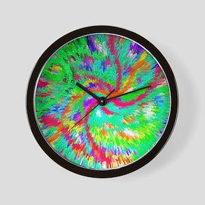 LSD Wall Clock