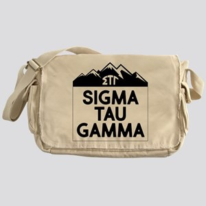 Sigma Tau Gamma Mountains Messenger Bag