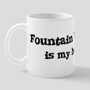 Fountain Valley - hometown Mug