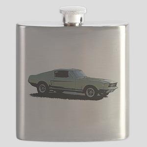 mustang 67 narrow Flask
