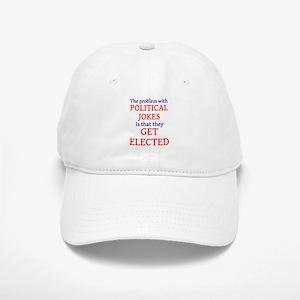 Problem with political jokes Cap