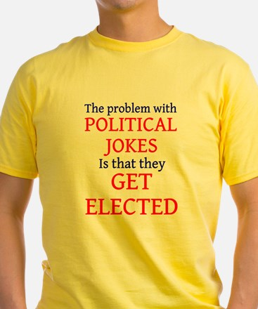 Problem with political jokes T