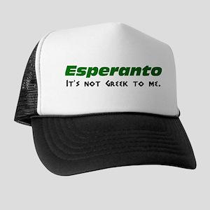 Esperanto Its Not Geek to Me