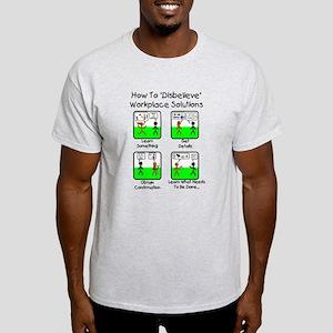 DISBELIEF Light T-Shirt