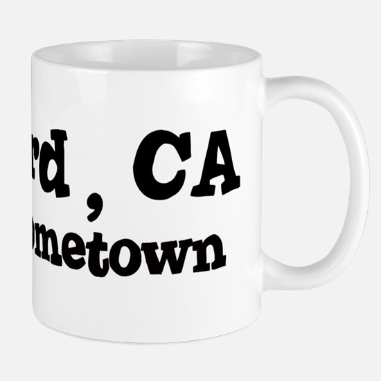 Fort Ord - hometown Mug