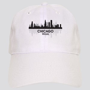 Chicago Skyline Cap