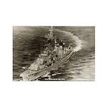 USS INGRAHAM Rectangle Magnet