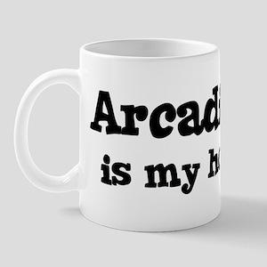 Arcadia - hometown Mug