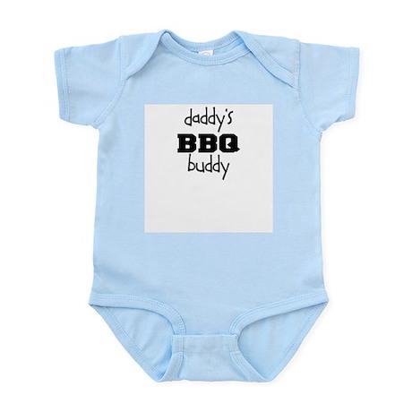 Daddys BBQ Buddy Infant Bodysuit