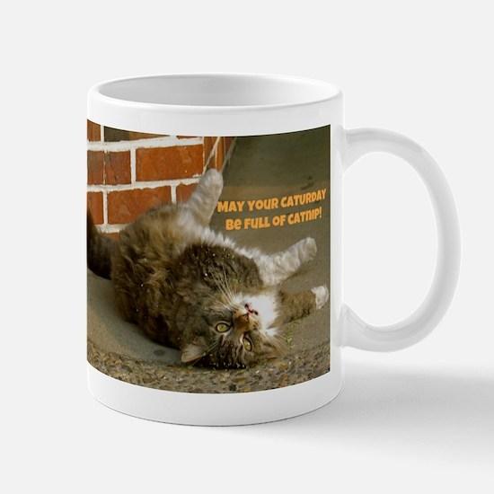 Caturday Catnip Mug