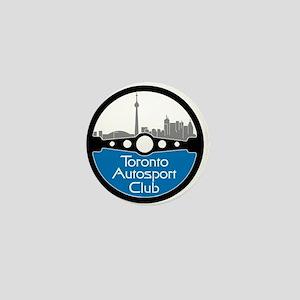 Toronto Autosport Club Mini Button