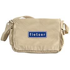 fietser Messenger Bag