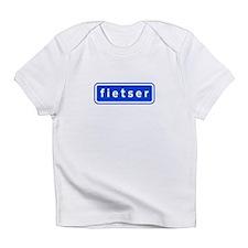 fietser Infant T-Shirt