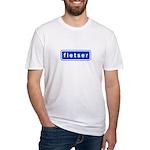 fietser Fitted T-Shirt