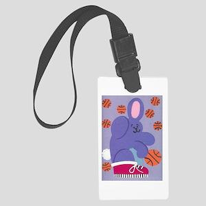 Benjamin Bunny Large Luggage Tag