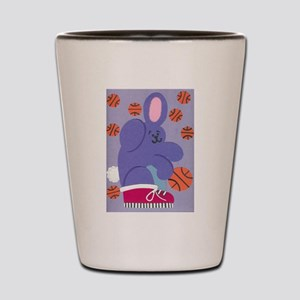 Benjamin Bunny Shot Glass