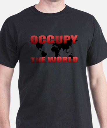 Occupy The World T-Shirt