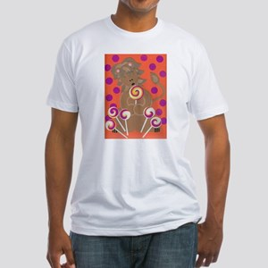 Lawrence Lion Fitted T-Shirt