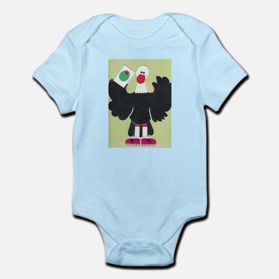 Oswald Ostrich Infant Bodysuit